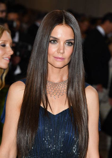 Katie Holmes s dead eyes at the 2016 MET Gala|Lainey ...