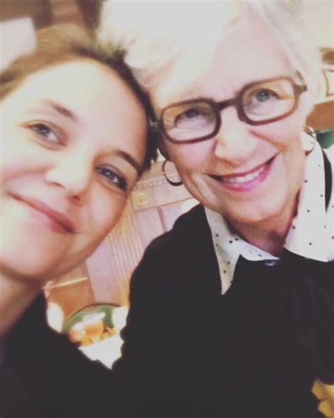 Katie Holmes shares rare Instagram photo with mum