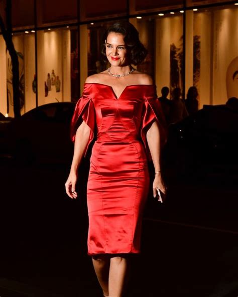 Katie Holmes Shares Sexy Pictures on Instagram