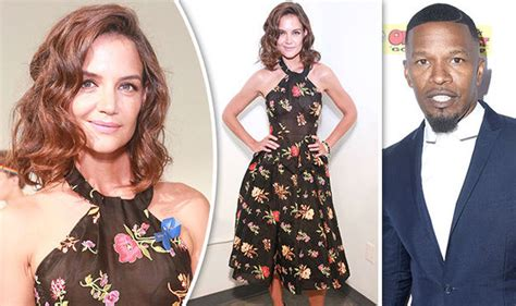 Katie Holmes wows in first public appearance after ...