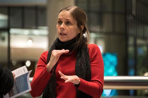 Katrin Jakobsdottir, l intègre nouvelle cheffe du ...