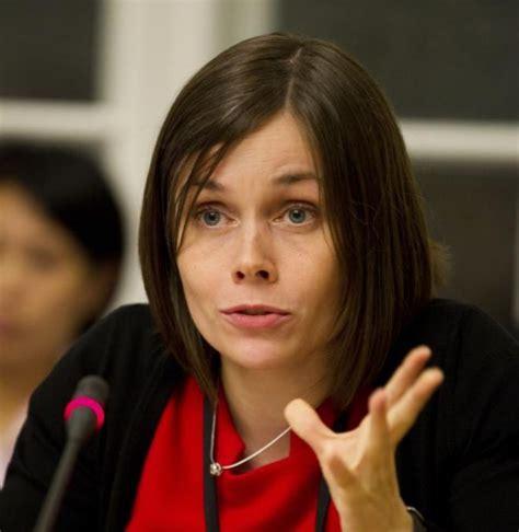 Katrin Jakobsdottir, la esperanza de Islandia   internacional