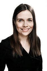 Katrin Jakobsdottir   New Europe