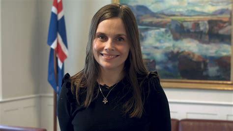 Katrín Jakobsdóttir, Prime Minister, Iceland   YouTube