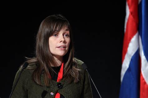 Katrín Jakobsdóttir tipped as Iceland s new Prime Minister ...