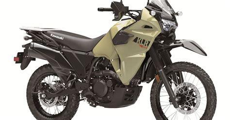 Kawasaki KLR650 2022: primer vistazo   Motos Financiadas