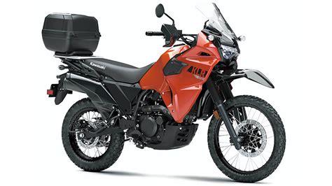 Kawasaki presentó la nueva KLR650 2022   MotoNews