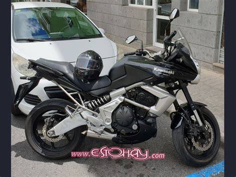 Kawasaki Versys Arrecife » EstoHay.com: revista digital ...