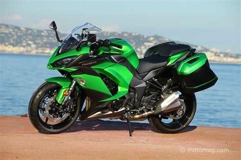 Kawasaki Z 1000 SX 2017 : tourisme décomplexé   Moto ...