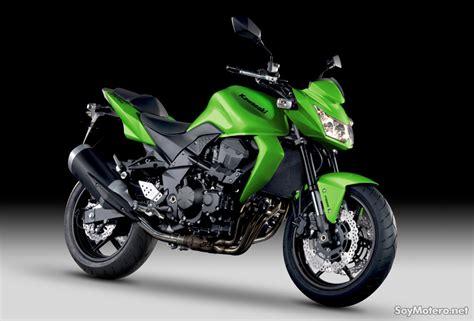 Kawasaki Z750 Verde 2012