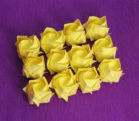 Kawasakin roses | Papiroflexia, Origami