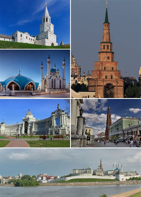 Kazán ¡La tercera capital de Rusia! #Rusia #lugares # ...