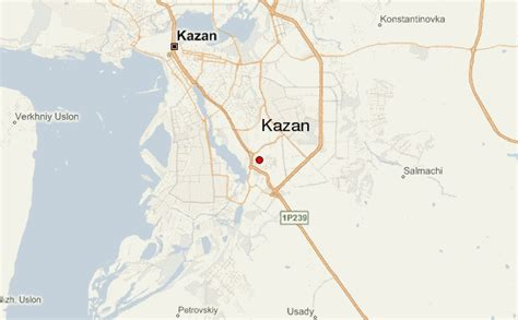 Kazan Location Guide