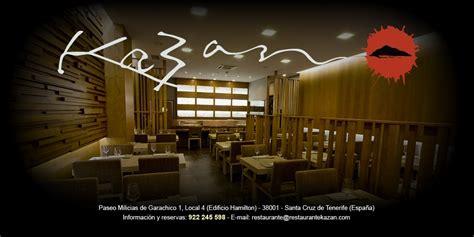 Kazan. Restaurante Japonés | ComerJapones.com