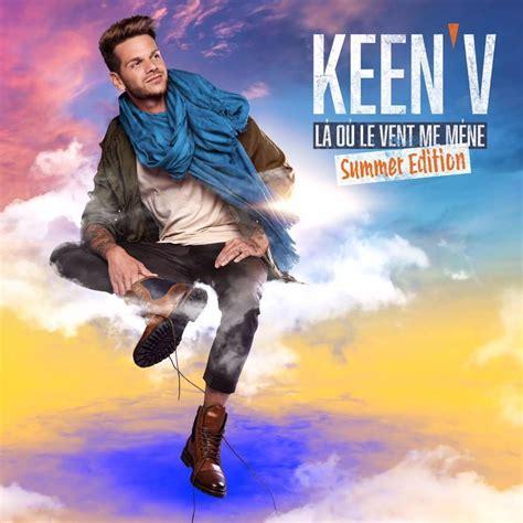 Keen'V dévoile son nouveau single !   La Parisienne Life