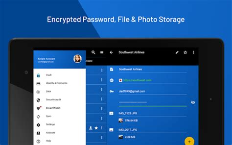 Keeper: Free Password Manager & Secure Vault   Download ...