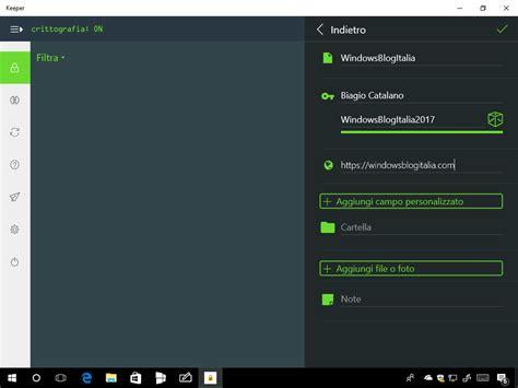 Keeper, l app per gestire le password per PC e smartphone ...