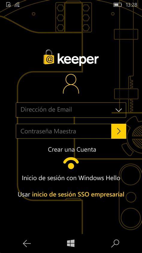 Keeper, la app de gestión de contraseñas llega a Windows ...
