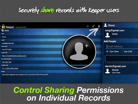Keeper Password & Data Vault   screenshot