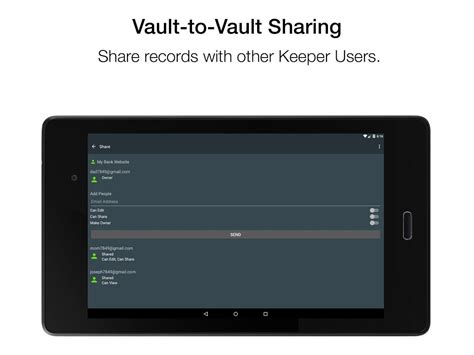 Keeper Password Manager   Android Apps on Google Play