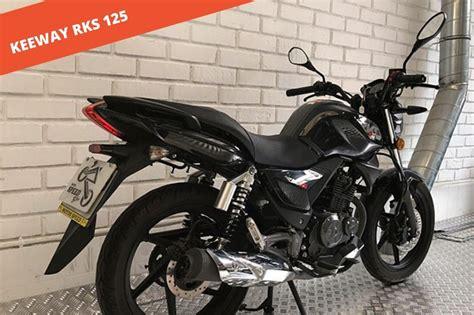 Keeway RKS 125 2019 de segunda mano   Blog de Compro tu Moto