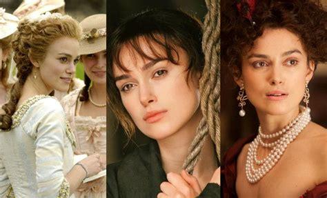 """Keira Knightley: 10 películas de """"la elegida"""" por George ..."""