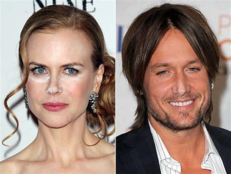 Keith Urban copies wife Nicole Kidman s makeup flub at ...