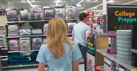 Kellie Pickler Walmart Shoppers Christmas Surprise