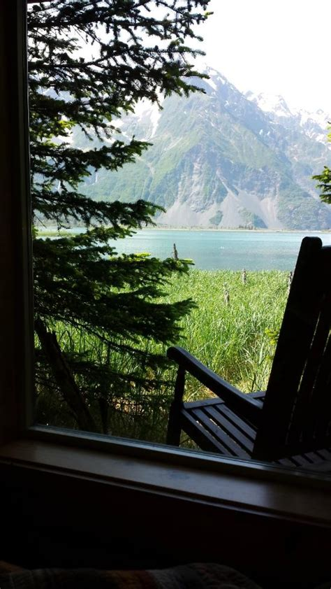 Kenai Fjords Glacier Lodge  Alaska/Parque Nacional de los ...