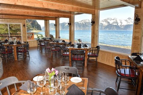 KENAI FJORDS WILDERNESS LODGE  Seward, Alaska : opiniones ...
