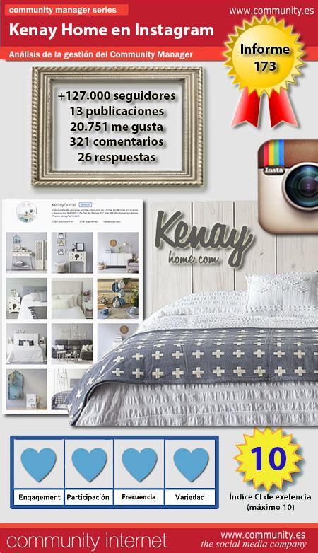 Kenay Home domina el discurso visual en Instagram ...