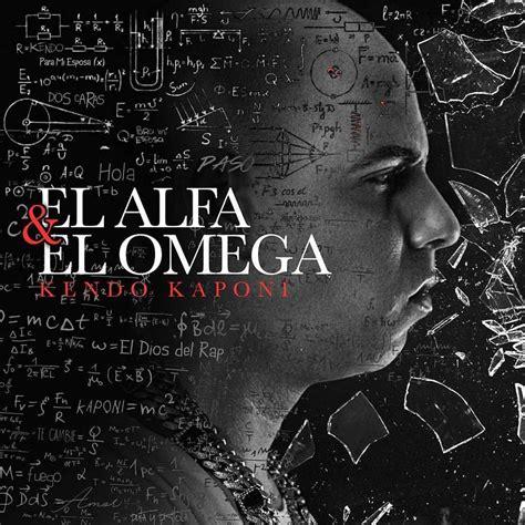 Kendo Kaponi   El Alfa y El Omega  Album   2018    iPauta.Com