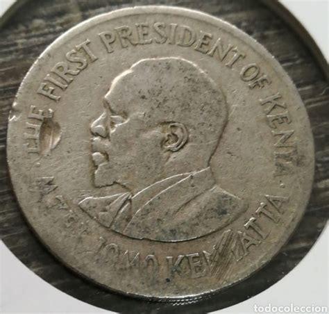kenia 1 chelin 1969   Comprar Monedas antiguas de África ...