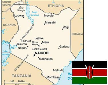 Kenia   Información General