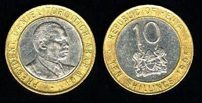 Kenia   monedaspyv