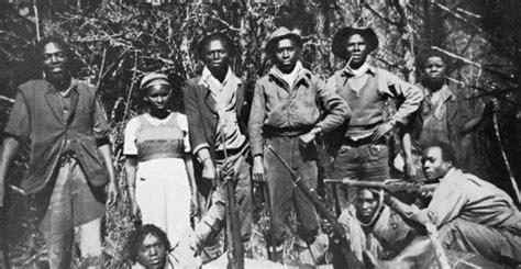 Kenia: rebelión anticolonial de los Mau Mau, genocidio y ...