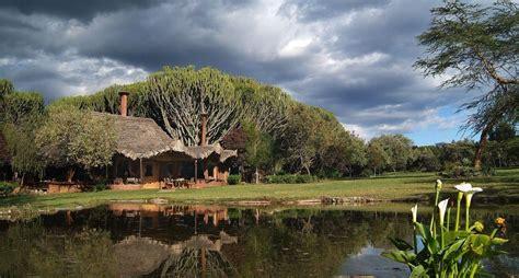 Kenia tiene inmensos e innumerables espacios naturales ...