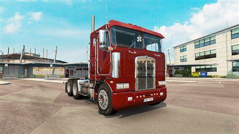 Kenworth K100 v3.0 for Euro Truck Simulator 2