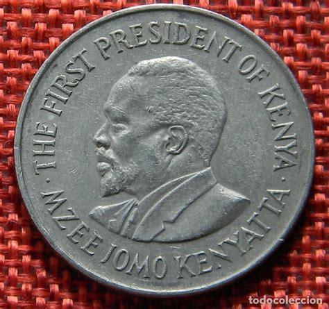 kenya   kenia   1 one shilling   1978   Comprar Monedas ...