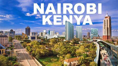 Kenya s Capital NAIROBI; Commercial Capital of East and ...