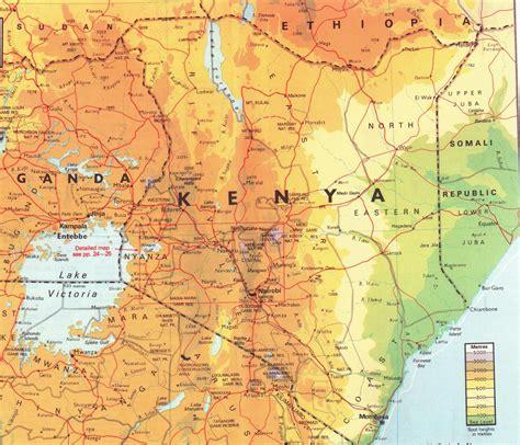 Kenya s geography, climate, and biogeography   University ...