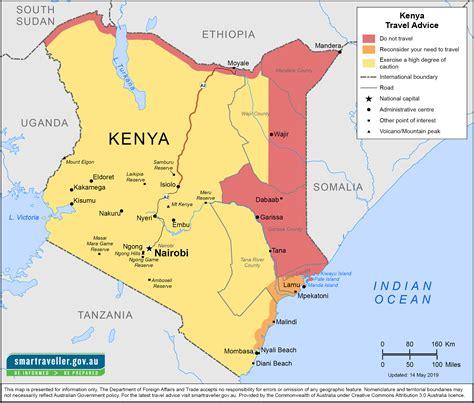 Kenya Travel Advice & Safety   Smartraveller