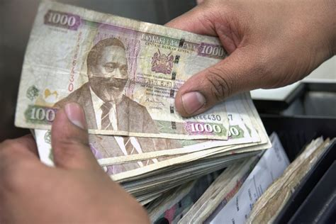 Kenyan Currency s Resilience Shows Cracks Amid Political ...