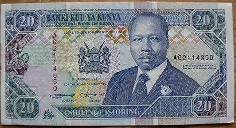 Kenyan shilling   currency | Flags of countries