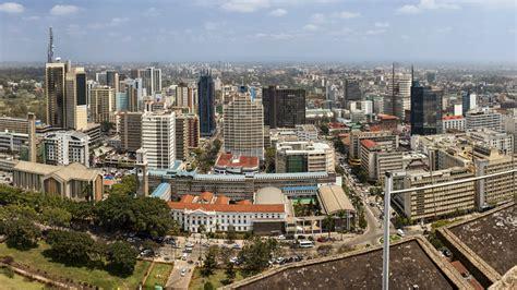 Kenya's Capital 'Nairobi' Ranked Most Dynamic City in ...