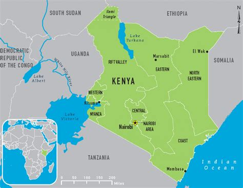"""Kenya's """"Null and Void"""" Election   Geopolitica.RU"""