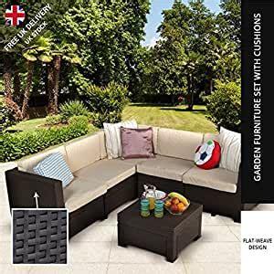 Keter diseño de ratán Muebles de jardín Provence Juego de ...