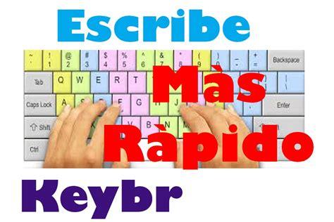 keyboard aprende a escribir rapido   YouTube