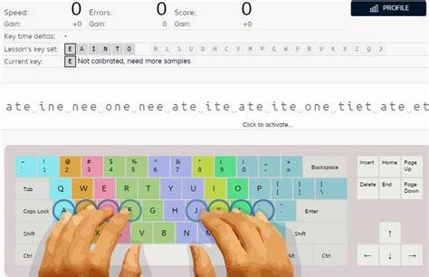 Keybr: aprende a escribir al teclado de forma rápida y sin ...