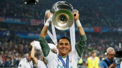 Keylor Navas es el jugador de Concacaf con más Champions ...
